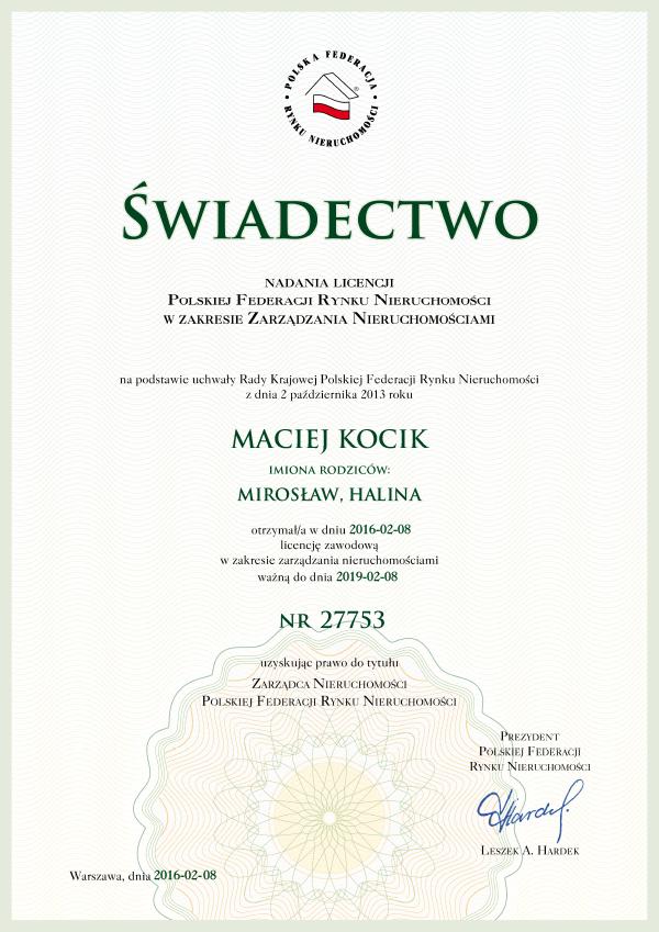 licencja-zarzadcy-Maciej-Kocik-27753